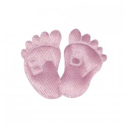 pieds en tissu bebe
