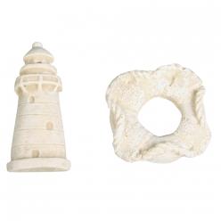 phare et bouee de sauvetage 45 55 cm