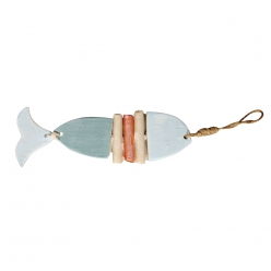 poisson en polyresine 105 cm