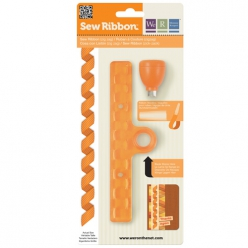 Sew Ribbon Punch Set-ZigZag, perforatrice ruban