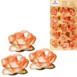 fleursenpapierorange15mm