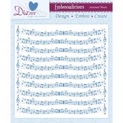 embossaliciousseasonalmusic203x203cm