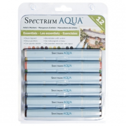 spectrum aqua essentials feutre aquarellable