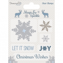 tamponclearstampmagicsparkleflocons