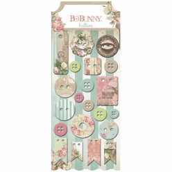 buttonssoireassortimentde21pices