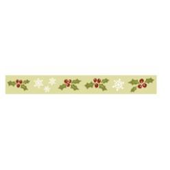 washi tape ilex baies 10 mm