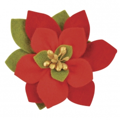 Matrice Bigz - Build a Bloom, Poinsettia