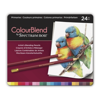 colourblend primaires 24 pieces