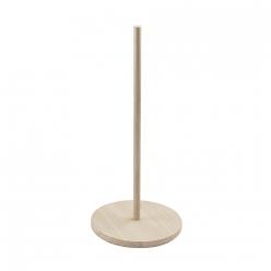 support en bois p torse en polystyrene 33 cm