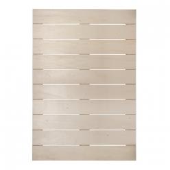 cadre en lattes de bois50 x71 cm