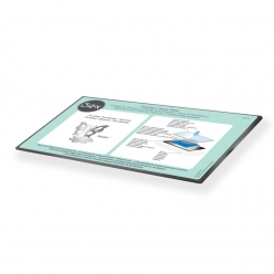 sizzix precision base plate 660320