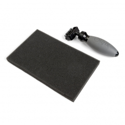 sizzix brush et foam pad