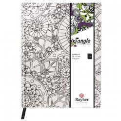 tangleagendaflora159x209cm
