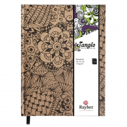 tangleagendacameo159x209cmkraft