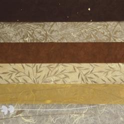 kitpapierformata3teintesbrunes