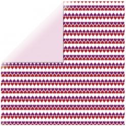 papierorigamicoeurs15x15cm