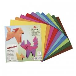 origamifeuillesplierfscmix10x10cm