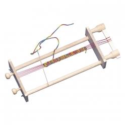 cadre de tissage pour perles largeur 95 mm