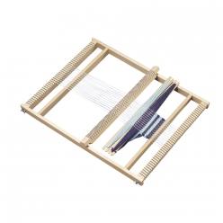 cadre de tissage d apprentissage 40 cm