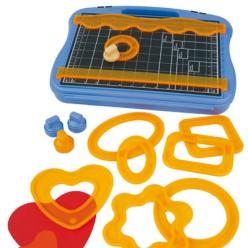 kit de decoupe avec gabarits  15 pieces