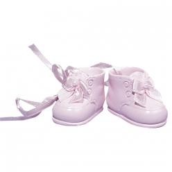 chaussures de bebe en polyresine 4 cm