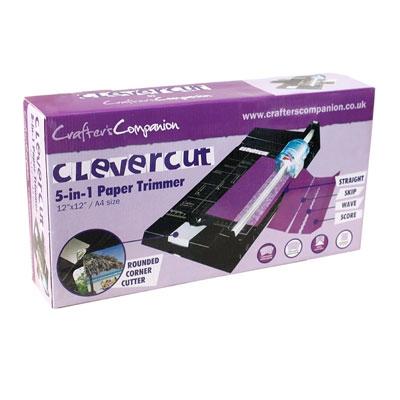 clevercut5in1paper trimmer