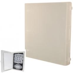 systeme de stockage ezreliure maxi 295x27x4 cm