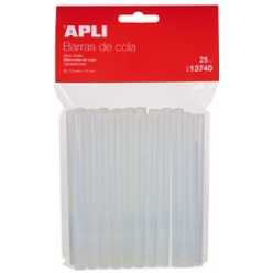 Recharge de batons de colle Agipa, diametre: 7,5 mm,