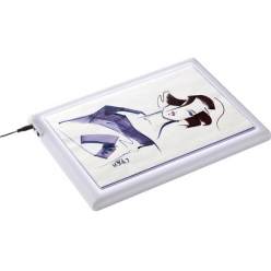 table lumineuse led comic master tracer 225x320mm