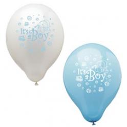 ballons de baudruche it s a boy 12 pc