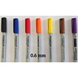 marqueurlumocolornon permanent06mm316f