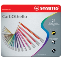 Sets de crayons pastel CarbOthello
