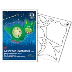 kit de bricolage de lanterne dino