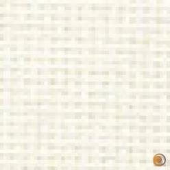 toile Aïda 7,1 blanc ou écru, 150 cm x 5 mètres