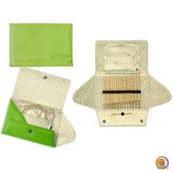 Kit ADDI en bambou - aiguilles interchangeables