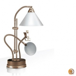 lampe de prestige daylight sur socle de table e21038