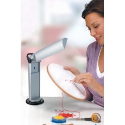 Lampe portative Twist de Daylight E33700/33707(Easy-Twist)
