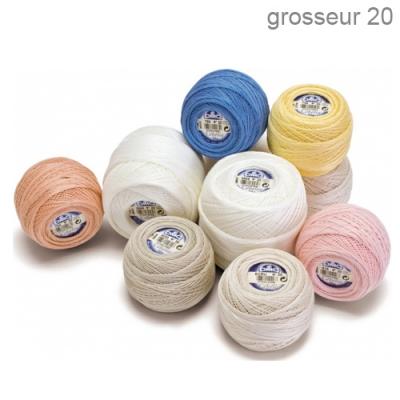 ruedufil fil crocheter c b lia grosseur 20 50g dmc. Black Bedroom Furniture Sets. Home Design Ideas