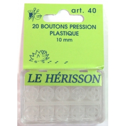 boutonpressionplastiquetransparent10mmx20