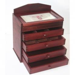 Les boites en bois pour rangement mat riel de couture for Rangement materiel couture