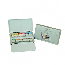 boite ultra legere aquarelle artists sketcher