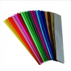 papier crepon assortiment 60 feuilles