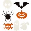 dcorationhalloweenassortiment50pices