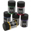 peinture glass frost assortiment 6x35 ml