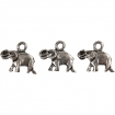 breloqueelephant15x15x4mm5pices