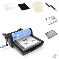 sizzix big shot pro machine de decoupe
