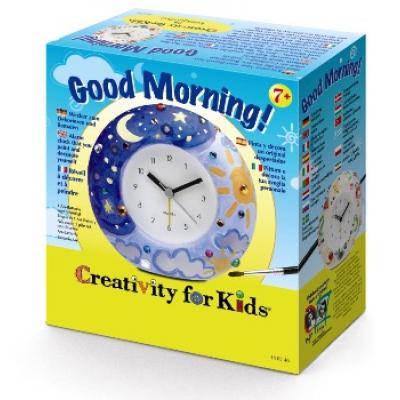 mat riel pour fabriquer une horloge horloge ronde customiser. Black Bedroom Furniture Sets. Home Design Ideas