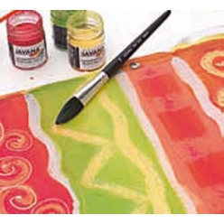 Peinture sur soie Javana fixation par repassage, 50ml