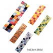mosaique ceramique liliput assortiment 10x10x3mm