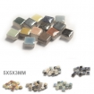 mosaique ceramique liliput assortiment 5x5x3mm